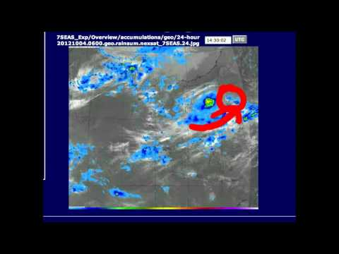 Tropical Storm Gaemi / Marce Becomes Deadly 05 OCT Forecast