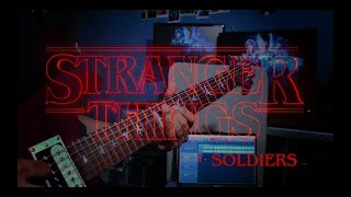 Download Lagu Stranger Things 2 - Soldiers (Guitar Cover) Mp3