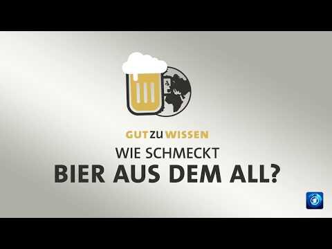 Weltraumforschung: Wie schmeckt Bier aus dem All?