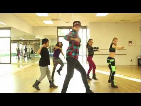 Хип-Хоп от Джо Крауса. Обучающее видео.