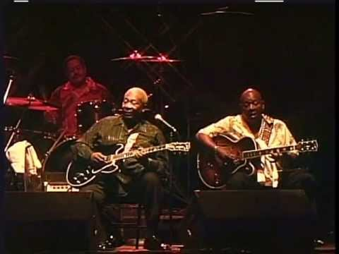 BB KING  Early In The Morning / You Are My Sunshine 2004 LiVe