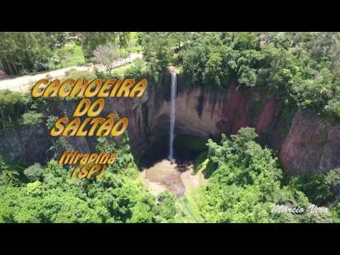FAZENDA SALTÃO Cachoeira Saltão e Cachoeira Monjolinho - Itirapina - Drrone e Gopro