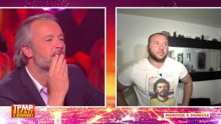 """Video Mokhtar s'invite chez Jean-Michel Maire et parodie """"Stars à domicile"""" MP3, 3GP, MP4, WEBM, AVI, FLV Agustus 2017"""