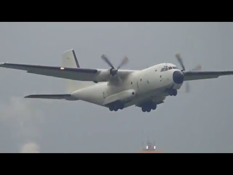 German Air Force Transall C-160D...