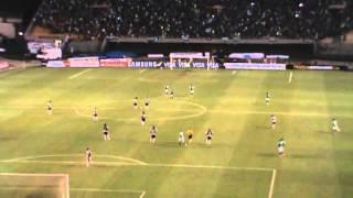 Este foi o gol que deu a vaga para o Palmeiras nas Oitavas de final da Copa Libertadores da América 2013 Foi suado mas foi...