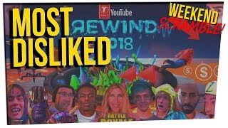WS - YouTube Rewind Most Disliked Video ft. Anthony Lee & David So