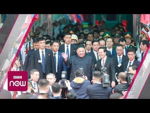 Ông Kim Jong-un nói gì khi đến Việt Nam? - Thời lượng: 1:51.
