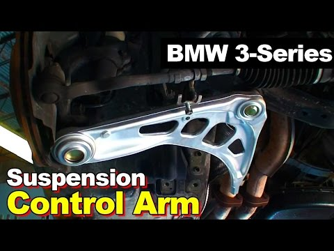 2005 BMW E46 3-Series Control Arm Replacement