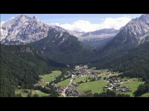 Val di Fassa in summer