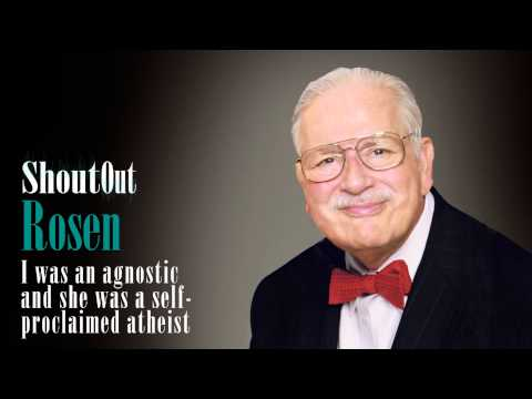 Shout Out | Moishe Rosen | I Was An Agnostic