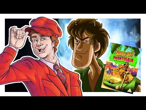 """Scooby Doo! Legend of the Phantosaur"" (2011) FILM REVIEW"