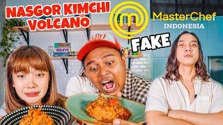 Video FAKE MASTER CHEF INDONESIA! NASI GORENG KIMCHI VOLCANO SAMYANG CARBONARA!!! (MASTER CHEF) MP3, 3GP, MP4, WEBM, AVI, FLV Juni 2019