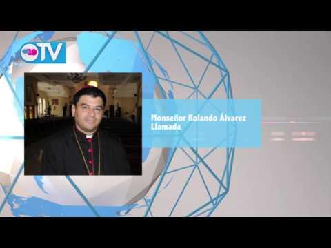 """Obispo de Matagalpa califica de """"sabia y responsable"""" la decisión de declarar no viable exploración minera en Rancho Grande"""