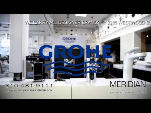Grohe Los Angeles – Meridian Design Center