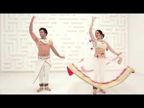 Video Bollywood KATHAK Fusion | Kumar Sharma & Svetlana Tulasi | Tera Chehra download in MP3, 3GP, MP4, WEBM, AVI, FLV January 2017