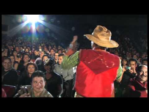 OMAR CHAPARRO y SU SHOW  EN COSTA RICA NOVIEMBRE 2011