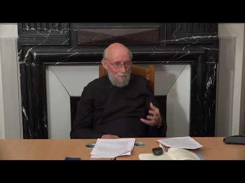 CDS Paris, 20 iunie 2019: Pr. Marc-Antoine Costa de Beauregard : Théologie liturgique. Niv.3