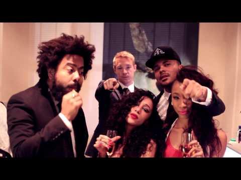 Major Lazer & Skrillex in Jamaica 12/20/13 Promo