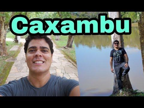 Um passeio em Caxambu