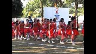 Nong Khon Kwang Thailand  City new picture : Thailand, Khon Kaen, School performance in Kao Suan Kwang,