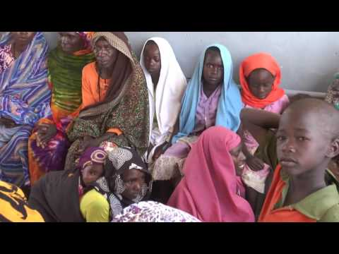 كاميرا كيم اول كاميرا تدخل منطقة عين سرو بمحلية كتم بولاية شمال دارفور بعد دحر المتمردين