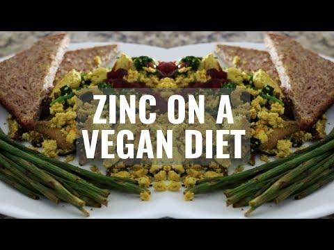 Thin tea - 3 Easy VEGAN Recipes high in ZINC // NUTRITIONAL SPOTLIGHT