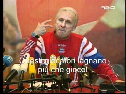 l'unico italiano che ha sbattuto la verità in faccia ai tedeschi!