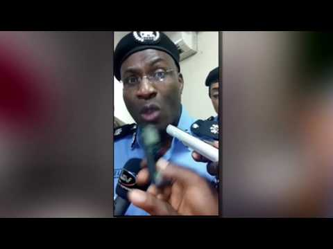 Lagos Police Commissioner Flare-Up When Asked About Policemen Extorting Transporters