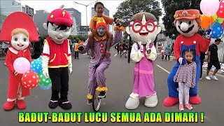 Video BADUT BADUT LUCU SEMUA ADA DIMARI ⚫ Badut-badut CFD MP3, 3GP, MP4, WEBM, AVI, FLV Agustus 2018