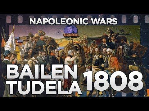 Battles of Bailen and Tudela 1808 - Napoleonic Wars DOCUMENTARY