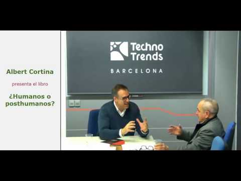Singularidad tecnológica y mejoramiento humano. Tomás Cascante entrevista a Albert Cortina