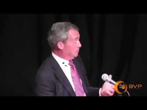 UKIP Leader Nigel Farage Hove June 2013 Part 2 of 5
