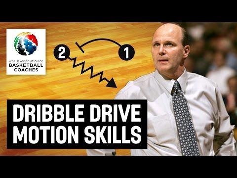 Video Dribble Drive Motion Skills - Vance Walberg - Basketball Fundamentals download in MP3, 3GP, MP4, WEBM, AVI, FLV February 2017