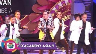 Video MERIAH,,Semua Pengisi Acara Unjuk Gigi Ngedance Bareng RIDWAN | DA Asia 4 MP3, 3GP, MP4, WEBM, AVI, FLV November 2018