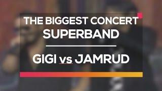 Video Gigi vs Jamrud (The Biggest Concert Super Band) MP3, 3GP, MP4, WEBM, AVI, FLV April 2019