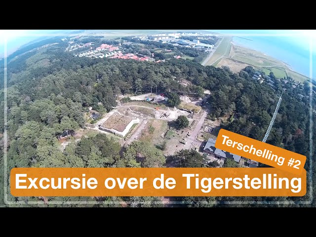 Excursie over de Tigerstelling | Terschelling (#2)