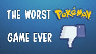 The Worst Pokemon Game Ever by 4Blox