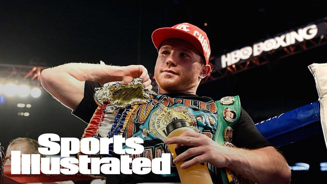 Canelo Alvarez: I Am Mentally Stronger Than Julio Cesar Chavez Jr. | SI NOW | Sports Illustrated
