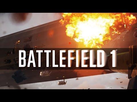 Battlefield 1 - КАК ВЗОРВАТЬ ДИРИЖАБЛЬ? #4