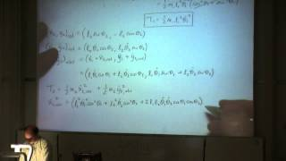 Dynamics, Noise&Vibration - Ch. 7 - Double Pendulum Example