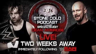 Nonton Dean Ambrose Appears On Stone Cold Podcast     Aug  8 On Wwe Network Film Subtitle Indonesia Streaming Movie Download
