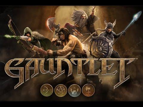 Посмотрим GAUNTLET [ArtGames LP, PomodorkaZR]