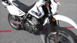 4. 2011 Suzuki DR650 Stock #9-0153