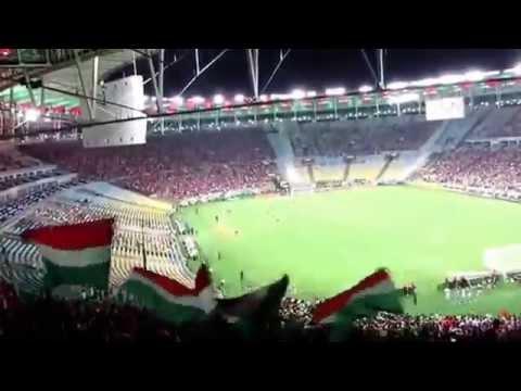 Desde que eu nasci - Torcida do Fluminense - Movimento Popular Legião Tricolor - Fluminense