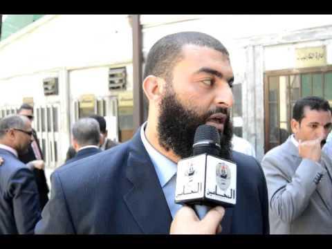 المهدي: سنعمل علي حصانة المحامين وقانونهم