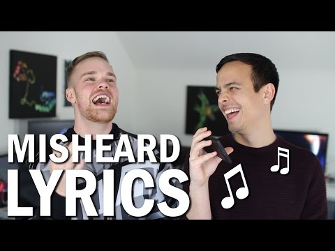 Why Do You Mishear Lyrics?