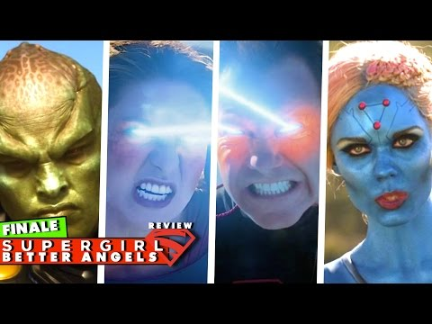 Supergirl Season 1 Episode 20 - Finale // SUPERGIRL SAVES THE WORLD // DCUO