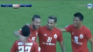 SHAN united (1)  VS (3)  PERSIJA