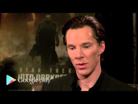 Benedict Cumberbatch - In this exclusive interview Benedict Cumberbatch answers questions about his role in Star Trek Into Darkness, which his fans submitted on Google + and other ...