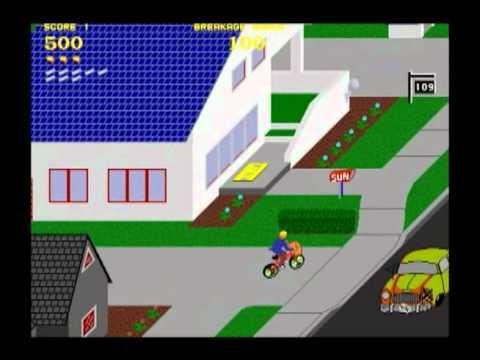 Paperboy 2 Atari